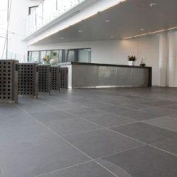 Grey-Green Brazilian slate floor