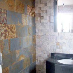 Multicolour Brazilian Slate wall