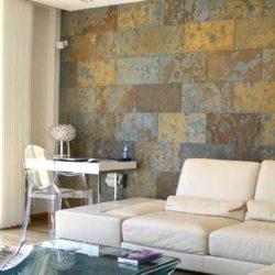 Multicolour Brazilian slate wall tiles 2