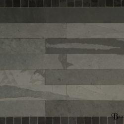 GreyGreen Brazilian slate strips